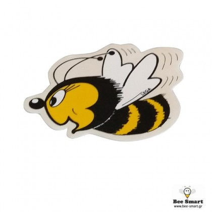 Αυτοκόλλητο Μέλισσα Μεγάλο