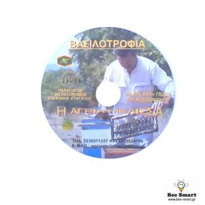 Dvd Βασιλοτροφίας No 1 by www.bee-smart.gr