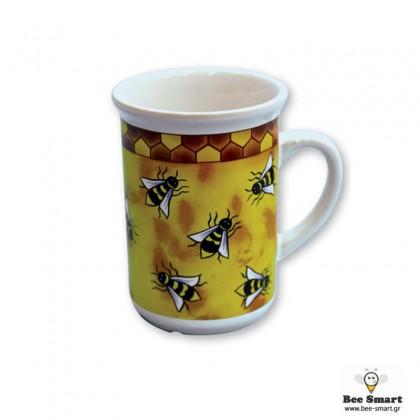 Κούπα με μέλισσες