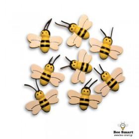 Μέλισσες διακοσμητικές ξύλινες