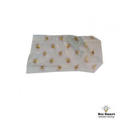 Διαφανής σακούλα δώρου (10 Τεμ) by www.bee-smart.gr