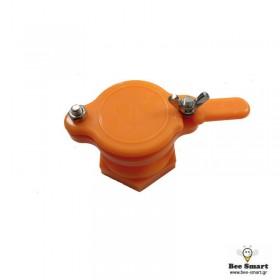 Κάνουλα Πλαστική Πορτοκαλί