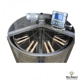 Μελιτοεξαγωγέας 20 Πλαισίων Αυτόματος Full Inox