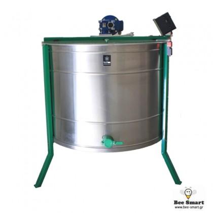 Μελιτοεξαγωγέας 10 πλαισίων αυτόματος Full Inox