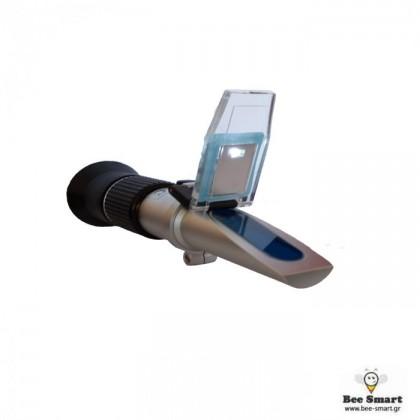 Διαθλασίμετρο με LED by www.bee-smart.gr