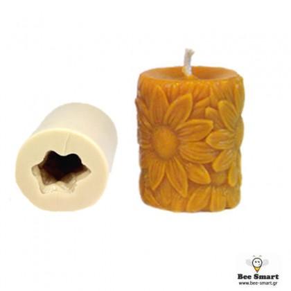 Καλούπι σιλικόνης λουλούδι