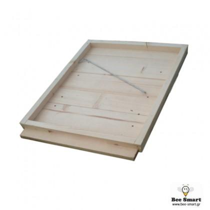 Πάτος κυψέλης ξύλινος by www.bee-smart.gr
