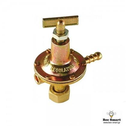 Ρυθμιστής πίεσης για μπουκάλες υγραερίου και προπανίου by www.bee-smart.gr