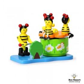 Μουσικό Κουτάκι Με Μέλισσες