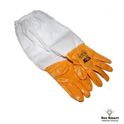 Γάντια καουτσούκ by www.bee-smart.gr