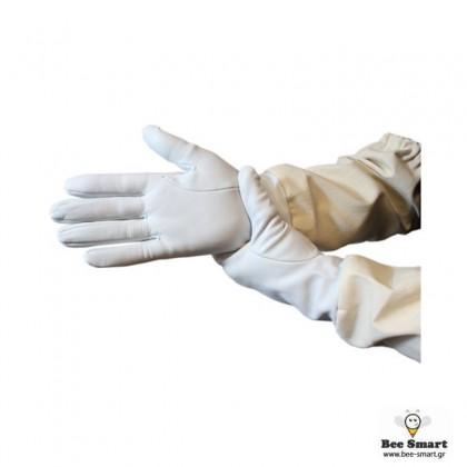 Γάντια δερμάτινα by www.bee-smart.gr