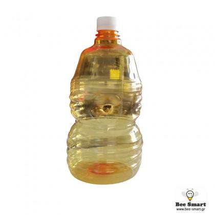 Σφηκοπαγίδα Πλαστική Μπουκάλι by www.bee-smart.gr