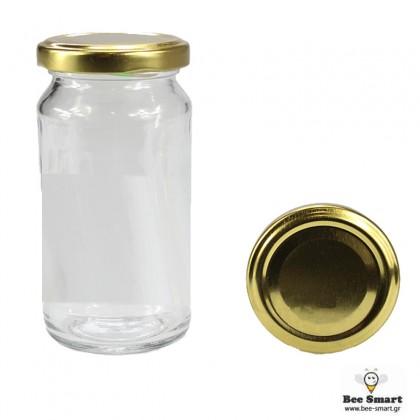 Βάζο γυάλινο 500 ml by www.bee-smart.gr