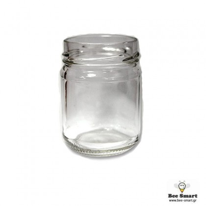 Βάζο γυάλινο 212 ml  βαθύ