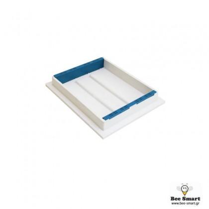 Τροφοδότης οροφής πλαστικός 7ltr technoset