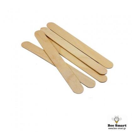 Γλωσσοπίεστρα - ξυλάκια για θεραπεία (100 τεμ)