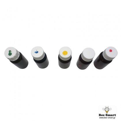 Χρώμα μαρκαρίσματος (μανό) by www.bee-smart.gr
