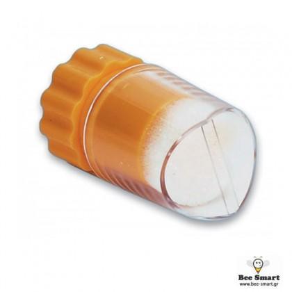 Επαγγελματική συσκευή μαρκαρίσματος βασίλισσας κίτρινη