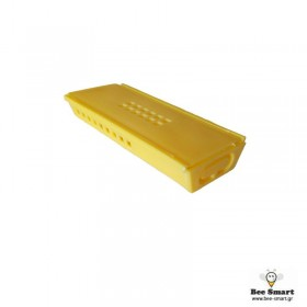 Κλουβάκι μεταφοράς βασίλισσών κίτρινο